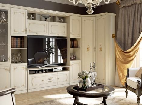 Набор мебели для гостиной «Лючия» №4 ГН-235.204