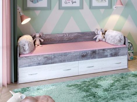 Кровать нижняя «Юта»