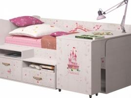 Детский комплекс универсальный Принцесса 12