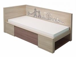 «Город» Кровать 0,8