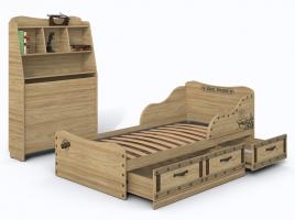Кровать Корсар-3